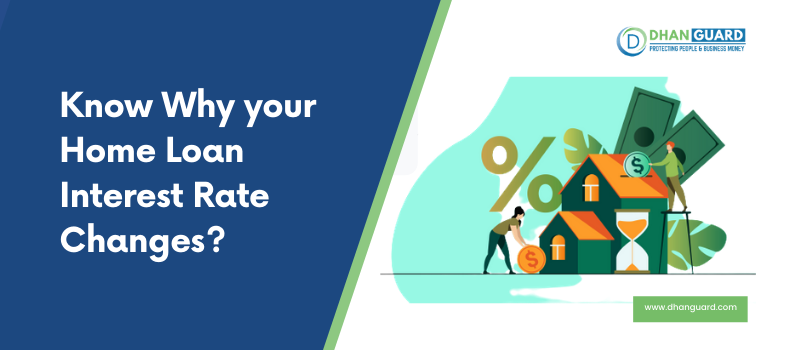Know Why your Home Loan Interest Rate Changes? - EIBOR concept