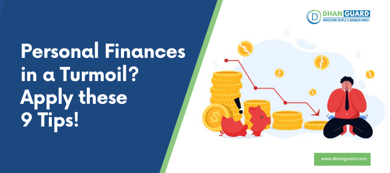Tips to manage your personal finances