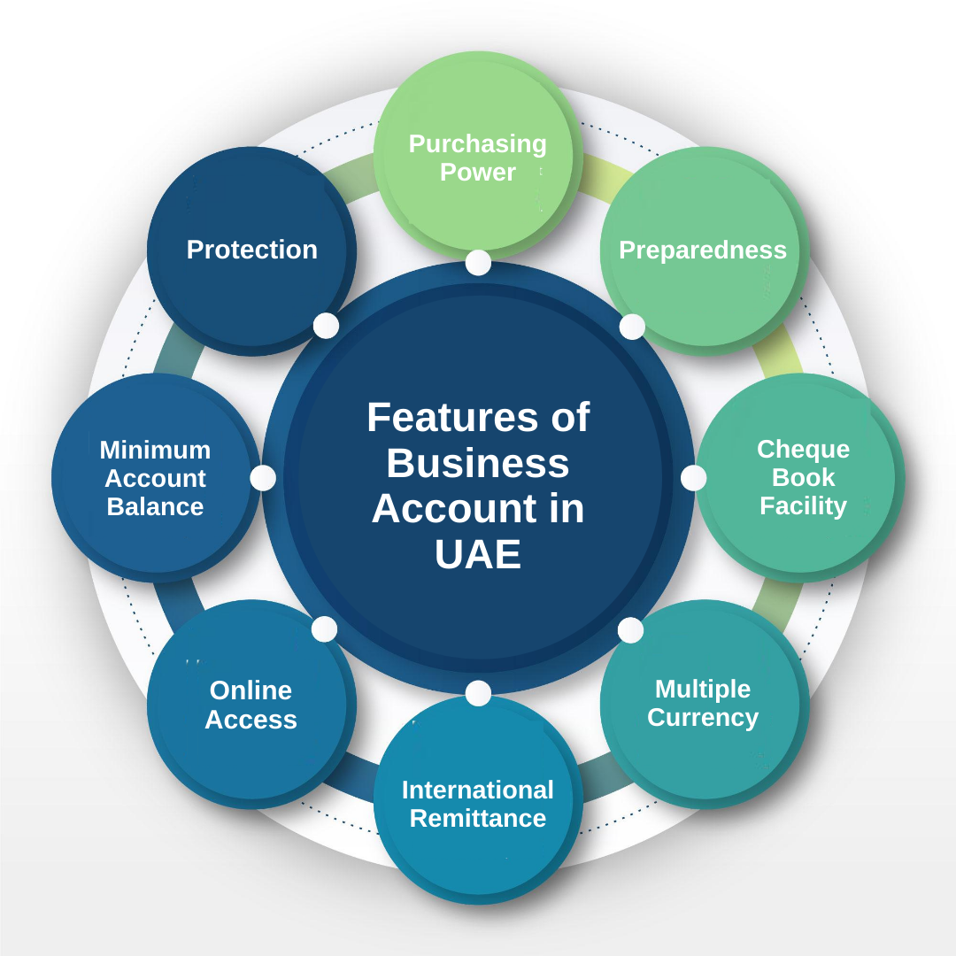 Features of Business Account